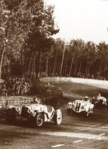 "Le Mans Grand Prix ""The Leaders"" 1930"