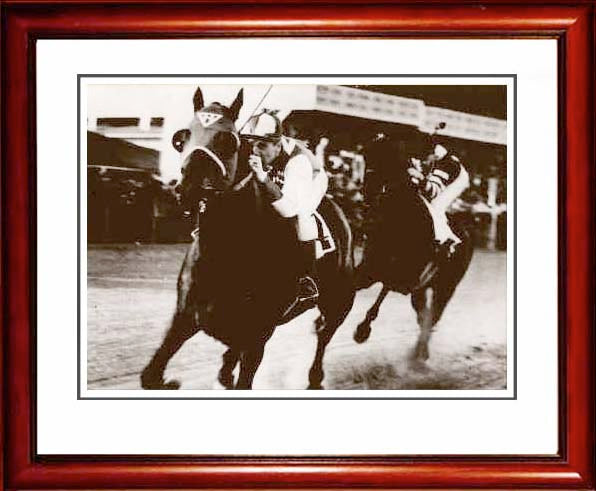Seabiscuit & War Admiral Dream race (H) 1937