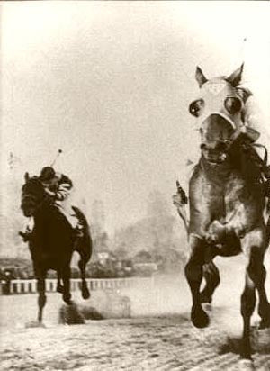 Seabiscuit & War Admiral Dream race (V) 1937