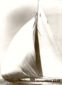 Newport Americas Cup The Rainbow 1930