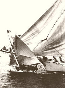 San Francisco Bay Yachts Little Anne and Virginia 1886