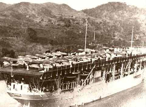 The Panama Canal The Langley 1931
