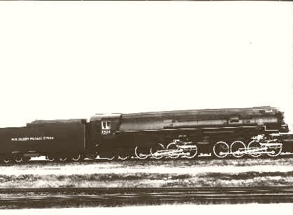 Southern Pacific Railroad 1950