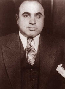 "Al Capone ""King Of Chicago"" (Portrait) 1927"