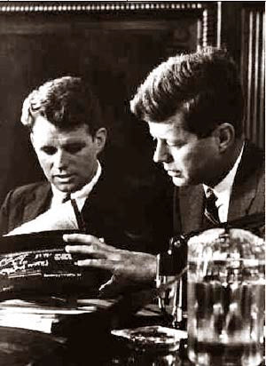 The Kennedy Brothers 1957