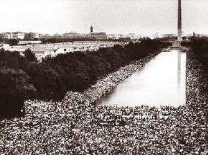 "Martin Luther King Jr. ""March on the Capitol"" 1963"