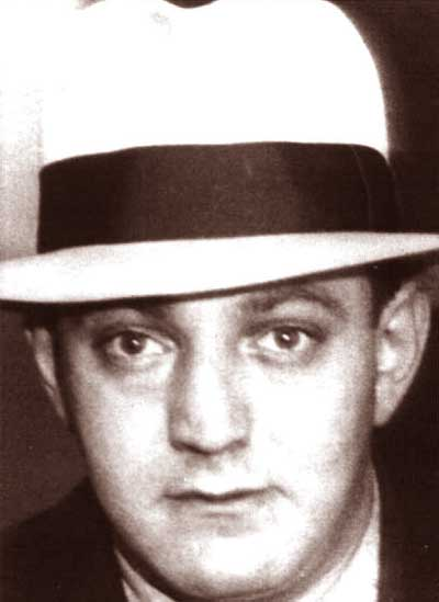 Dutch Schultz New York 1930