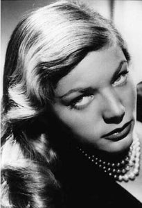 "Lauren Bacall ""The Look"""