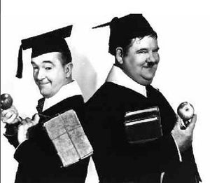 Laurel & Hardy Oxford