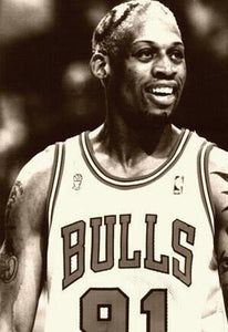"Dennis Rodman ""Bad Boy"" 1996"