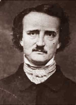 Edgar Allan Poe Arabesque 1847