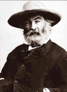 "Walt Whitman ""I Hear America Singing"" 1863"