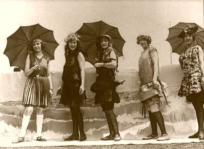 Bathing Beauties 1920