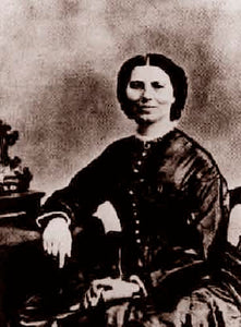 Clara Barton Angel Of The Battlefield 1865