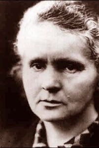 Marie Curie Research 1925