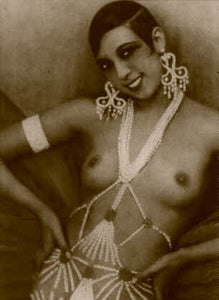 Josephine Baker New York 1922