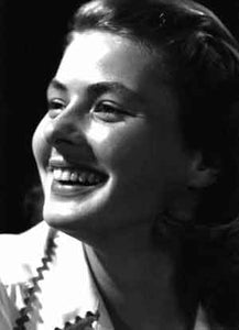 Ingrid Bergman New York