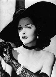 "Hedy Lamarr ""Not Just Another Pretty Face"""