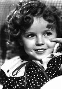 "Shirley Temple ""Bright Eyes"""