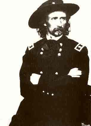 General Custer The Union Army 1863
