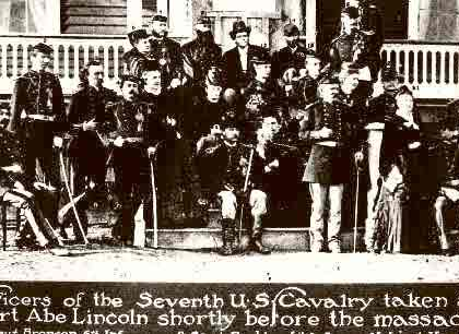 The 7th Cavalry 1876