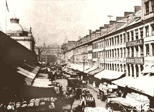 Boston The Produce Market 1904