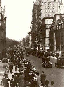 Fifth Avenue 1912