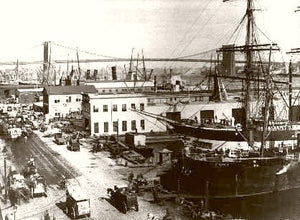 South Street Seaport 1901