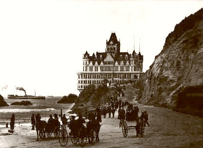 The Cliff House 1900
