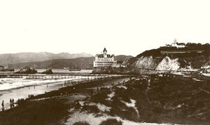 The Cliff House Ocean Beach 1900