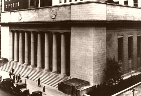 SAN FRANCISCO STOCK EXCHANGE 1933