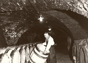 France The Aging Cellar 1920