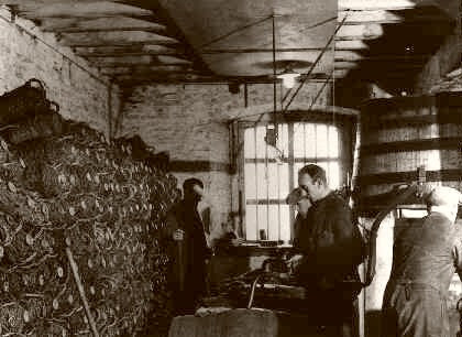 France The Blending Room 1930