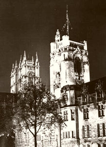 London Westminster Abbey 1930