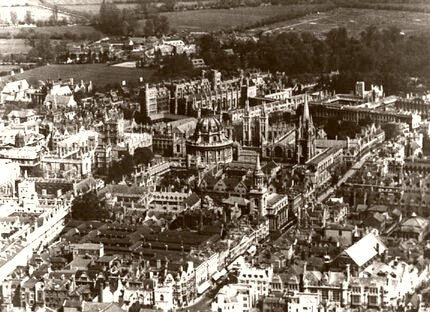 Oxford Panoramic 1925