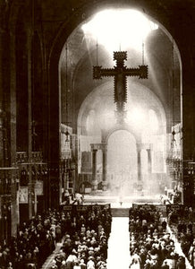 London Westminster Cathedral 1930