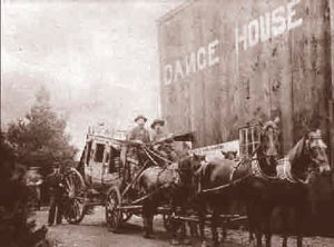 Nevada Stagecoach West 1894