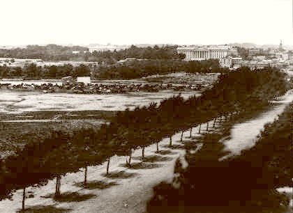 Washington D.C. 1861