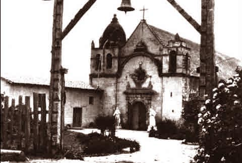 Carmel The Mission 1935
