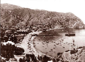 Catalina Avalon Harbor 1906