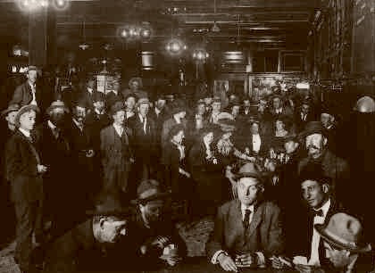 Virginia City High Stakes Poker 1885