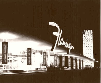 Las Vegas The Flamingo 1952