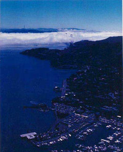 Above Sausalito Looking South