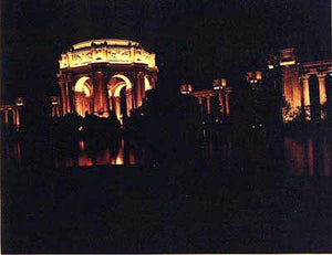 Palace of Fine Arts (night)