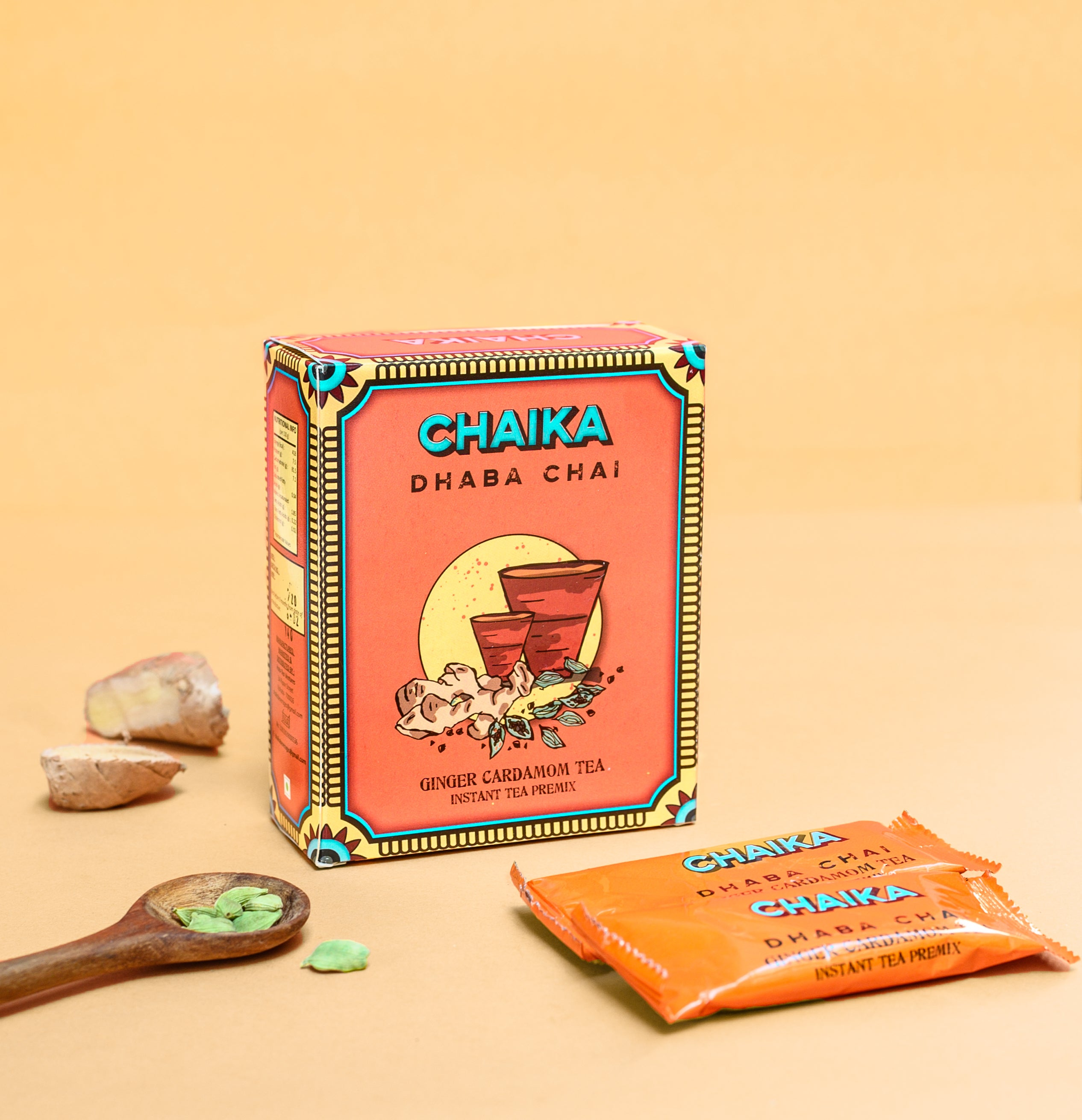 Dhaba Chai (Corporate Pack)