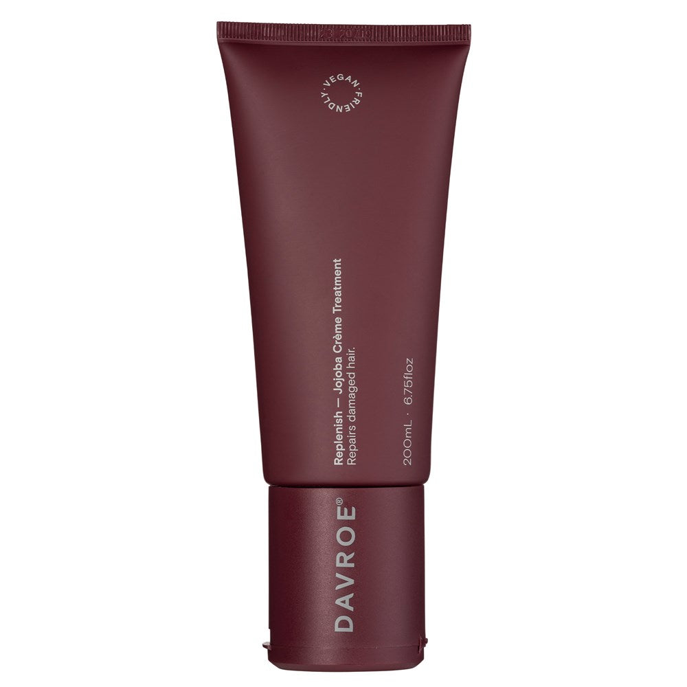 Davroe Replenish Jojoba Creme Treatment / Suitable for hair extensions