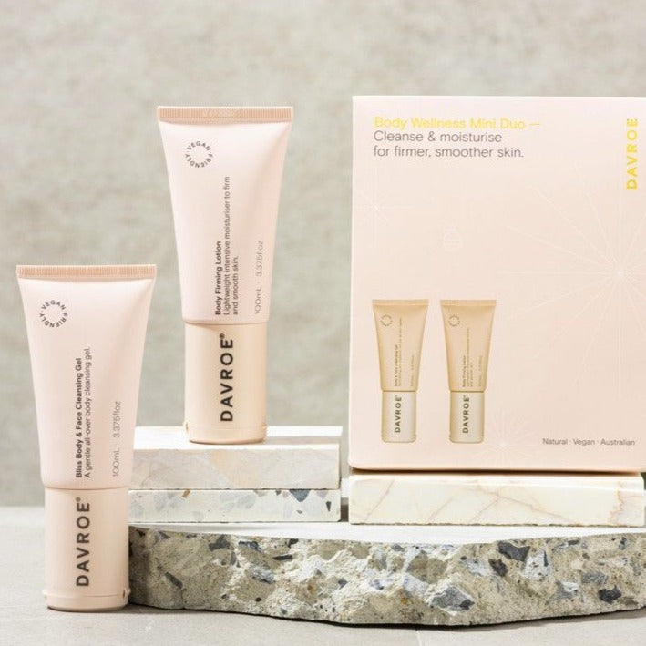 Mini Duo Christmas Pack - Body Wellness