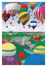Load image into Gallery viewer, Bristol Balloons Print