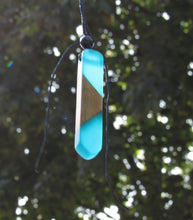 Load image into Gallery viewer, Resin Wood Pendant