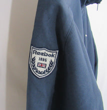 Load image into Gallery viewer, Reebok 1895 Blue Retro Tracksuit Jacket 80s/90s